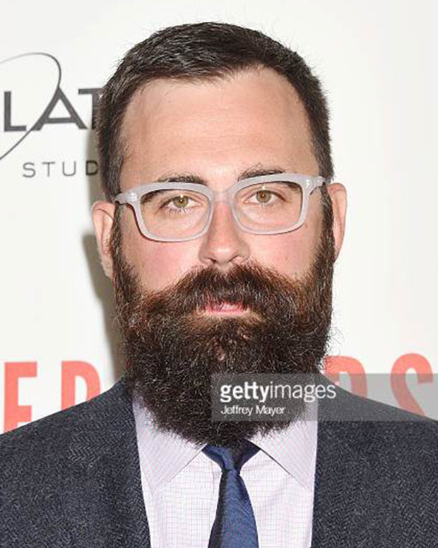 Jared Hess fake beard