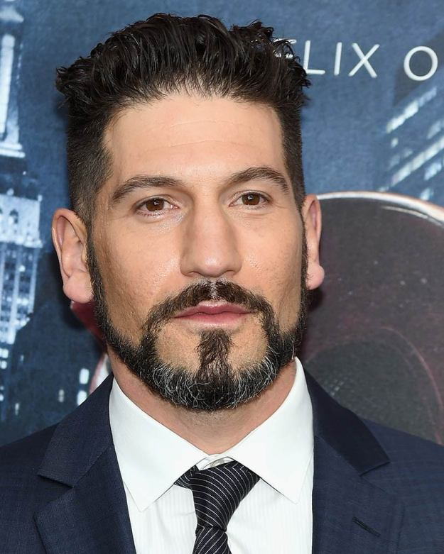 Jon Bernthal fake face