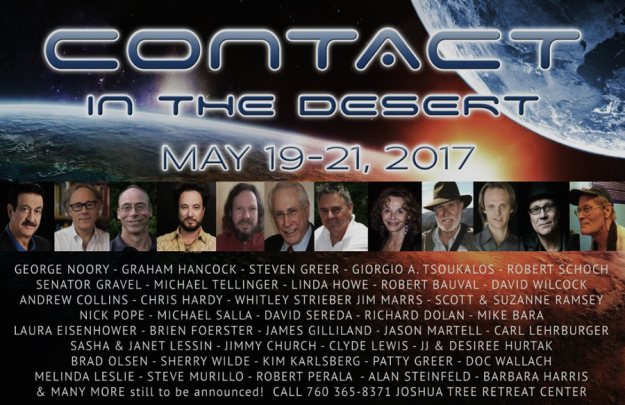 Contact in the Desert 2017