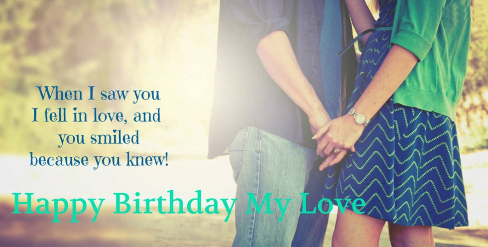 60 Romantic Birthday Wishes For Special Girl Happy