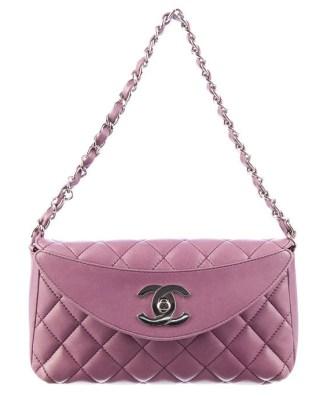 Chanel chain strap bag