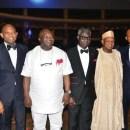 Tony O Elumelu, Okezie Ikpeazu, Phillips Oduoza, Alhaji Atiku Bagudu & Kennedy Uzoka