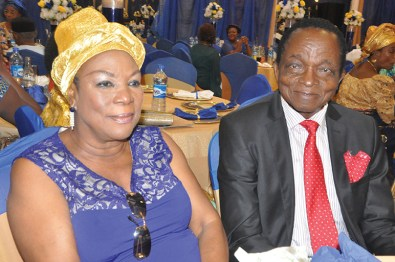 SURV. (HON) DAMIEN AND ROSE NZENWA
