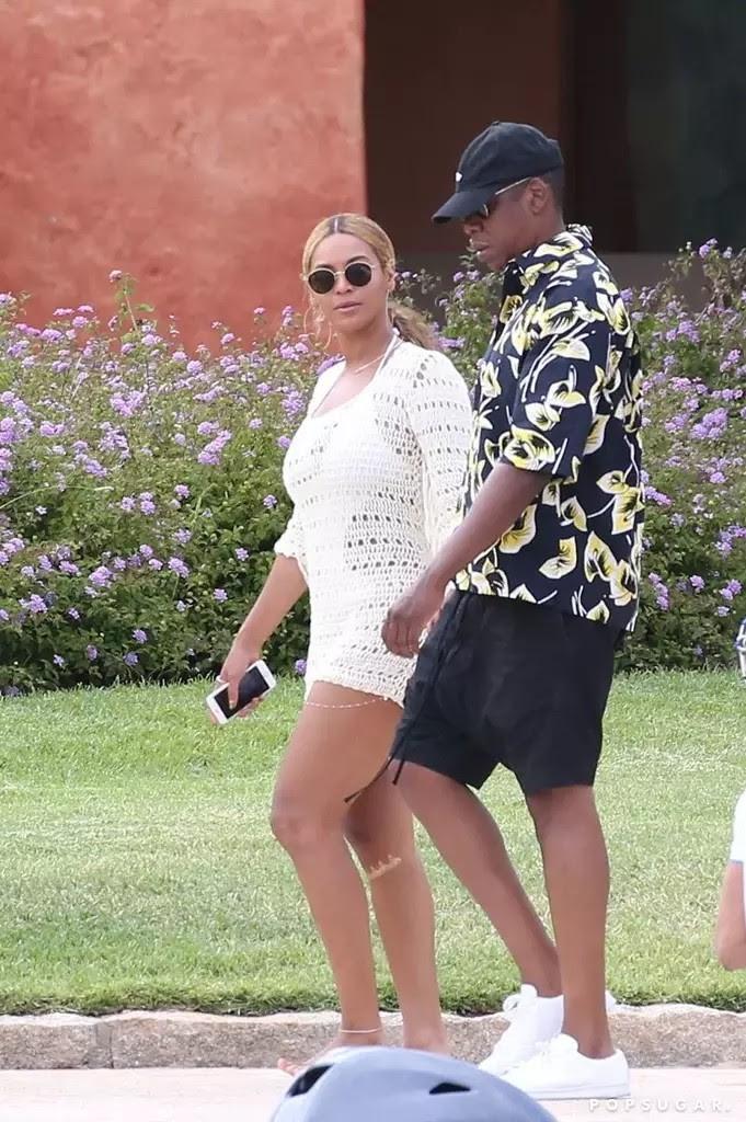 Beyonce and Jaz vacation5