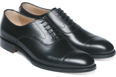Cheaney Alfred capped-oxford