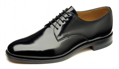 Loake Derby Alfred capped-oxford