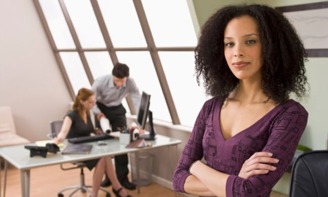 black-lady-executive-and-desk