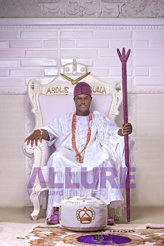 Oba Adeyeye Enitan Ogunwusi