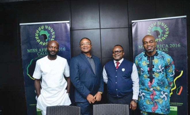 Mr. Thomas Ikpeme, Mr. Gabe Onah, Mr Kenn Aklah and Mr. Charles Ndudim