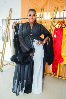 Designer Adesola Adepoju