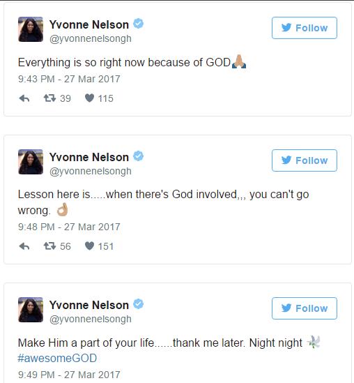 Yvonne tweets1