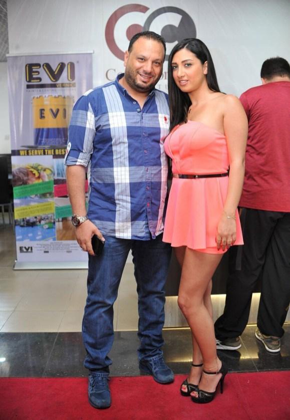 Mr and Mrs Saad