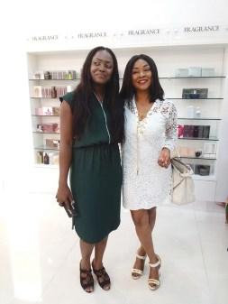 Toyin Adepegba and Alali Hart