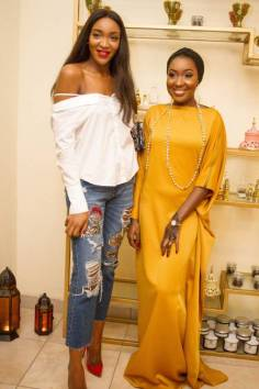 Idia and Hadiza