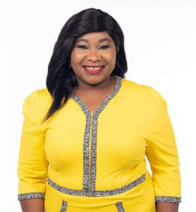 Yemi Adenuga celebrated on her appointment in The Republic of Ireland