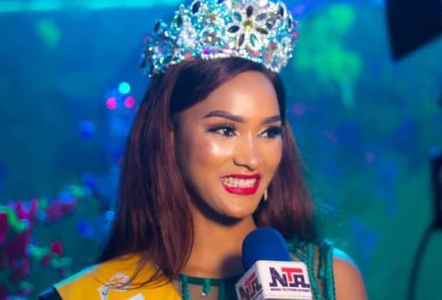 Meet Modupe Garland, Winner Miss Earth 2019