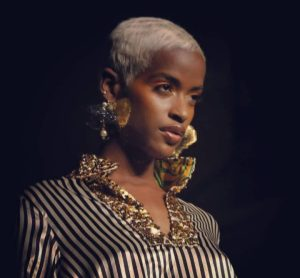 Runway Beauty Looks At Africa Fashion Week London