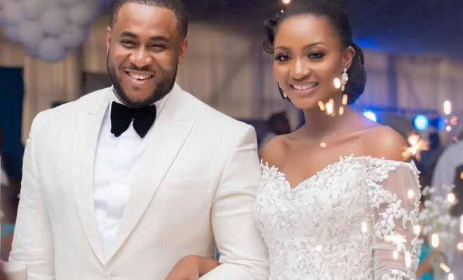 Powede Awujo celebrates two years wedding anniversary