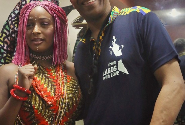 Otedola's daughter, DJ Cuppy to retire from music after achieving her dreams at Fela's shrine