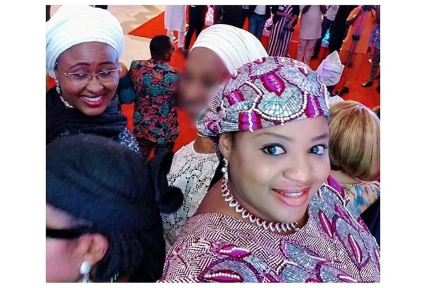 Actress Funke Adesiyan appointed as Aisha Buhari's P.A