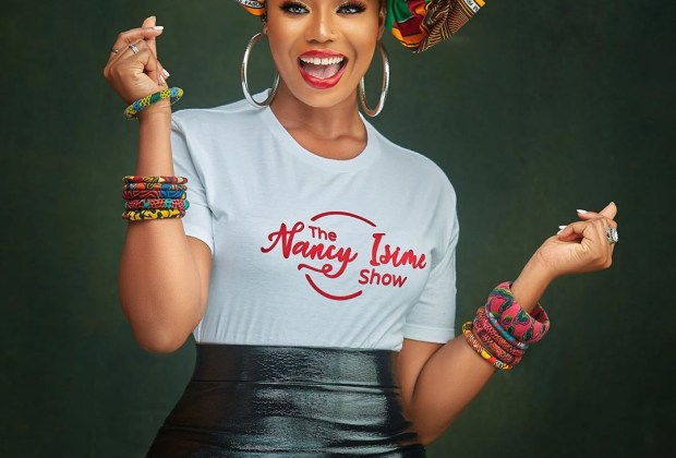 Nancy Isimi chronicles her journey to stardom