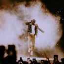 Wizkid rocks N2.3m jacket for O2 concert