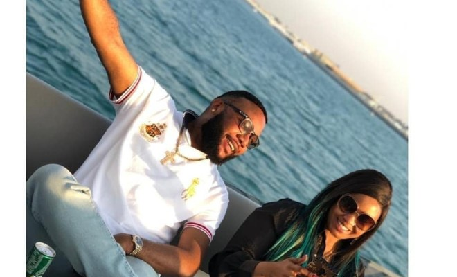 'You believed in me, even when I was jist Emeka - E-Money eulogies wife on 10 years anniversary
