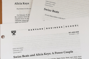 Power couple case study at Harvard business school