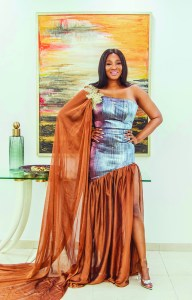 Allure Cover: Chioma Ude - Redefining The Film Festival Culture In Africa