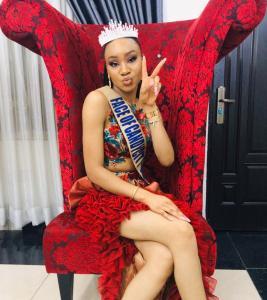Odinachi Chiji-Okoye emergesFace Of CandyCity beauty pageant