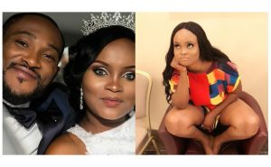 After my marriage crashed, I couldn't bath for days - Actor Blossom Chukwujekwu's estranged wife