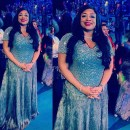Gospel Singer, Sinach welcomes first child at 46