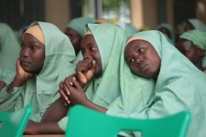Staphanie Linus takes Fistula campaign to Maiduguri