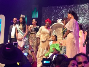 Etsanyi Tukura crowned Miss Nigeria 2019