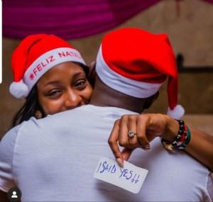 Ex BBNaija season 4 housemate Khafi announces engagement