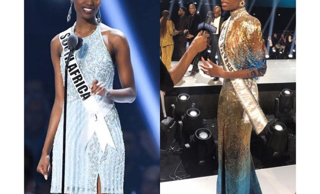 Beautiful Miss South Africa crowned 2019 Miss Universe