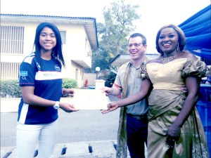 Princess Mercy Suess extends love to less privileged children