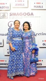 Caroline Sodeinde and Kathy Eyitayo