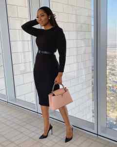 look chic in the city