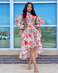 Best ways to style your Floral Outfits