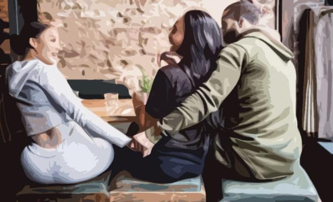 DEMYSTIFYING SIDE CHIC's SEX TRICKS