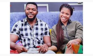 Ex-Ultimate Love guest, Sylvia Udeh has announced her break up from Chiddy Bankz