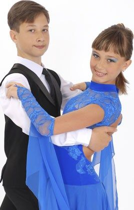 kids-Ballroom-allure-dance-studios-CT- Group classes