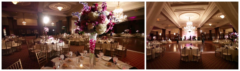 Caitlin  Jons Crystal Tea Room Wedding  Allure Films