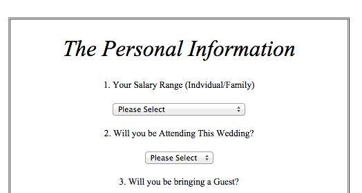 What Is An Appropriate Wedding Gift Amount?