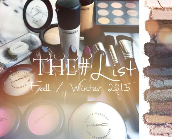 the makeup list fall winter 2015