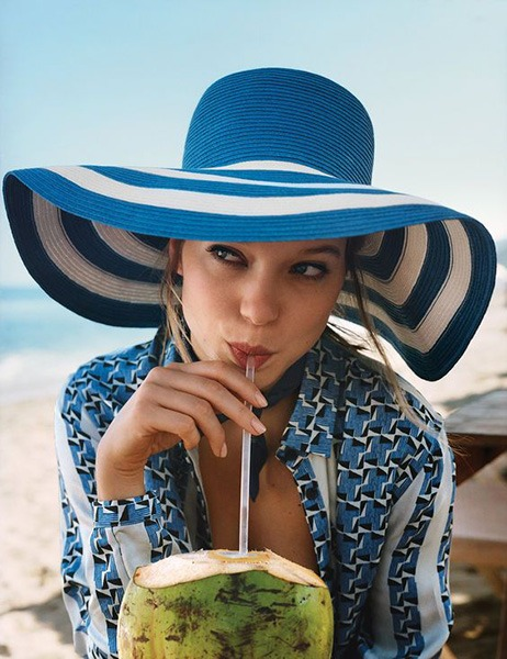 french riviera style makeup