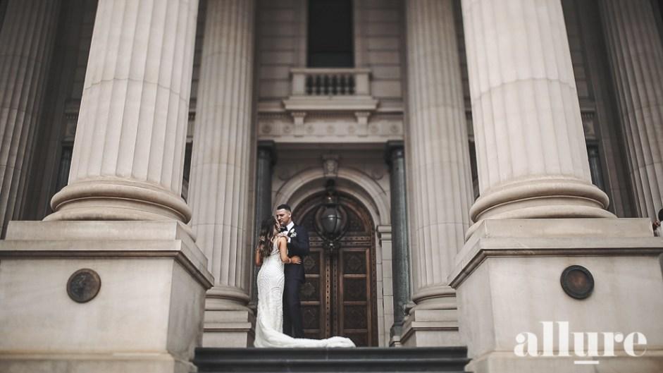 Elisia & Joel - Metropolis wedding video - allure productions wedding film 1