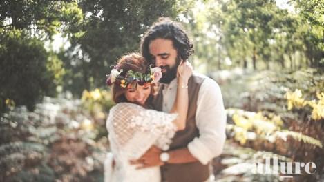 Nicole & Denis - Log Cabin Ranch Wedding video - Allure Wedding Films 1