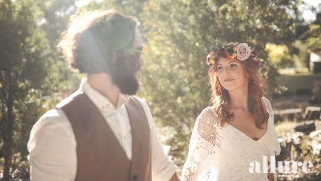 Nicole & Denis - Log Cabin Ranch Wedding video - Allure Wedding Films 4